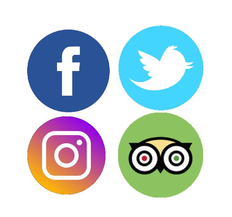 Retrouvez-nous sur les réseaux sociaux <br/> Liens en haut à droite du site