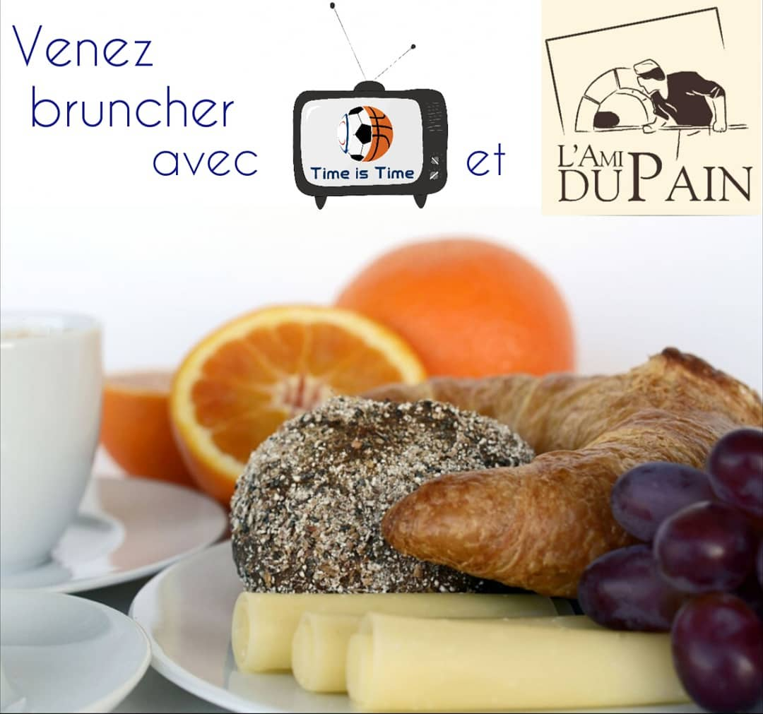 Week-end brunch 10€ !